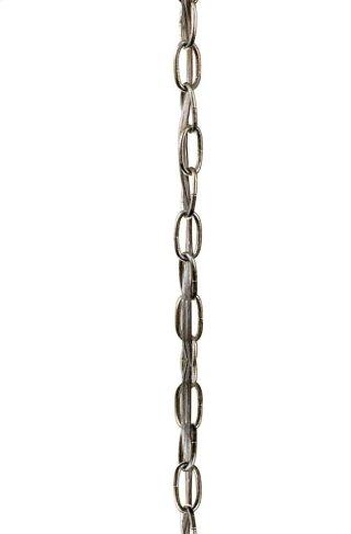 Chain-8' Silver Leaf - 8 feet