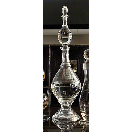 Glass Double Decanter