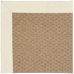 Creative Concepts-Raffia Canvas Ivory Machine Tufted Rugs