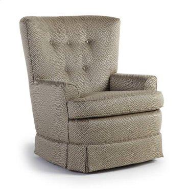 COURTNEY Swivel Glide Chair