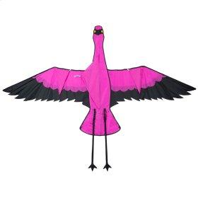 Flamingo 3D Kite.