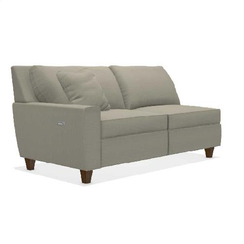 E Duo Right Arm Sitting Reclining Loveseat