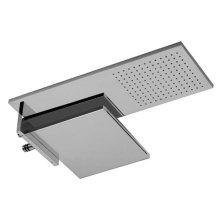 MILANO two-function showerhead