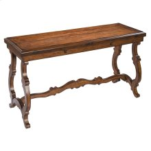 Aberdeen Fold-out Console Table