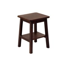 Marks End Table with Shelf, 7557