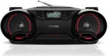 Philips CD Soundmachine AZ3811 CD, MP3-CD, USB FM/AM 5W
