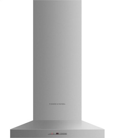 "Wall Chimney Vent Hood, 24"", Pyramid Product Image"