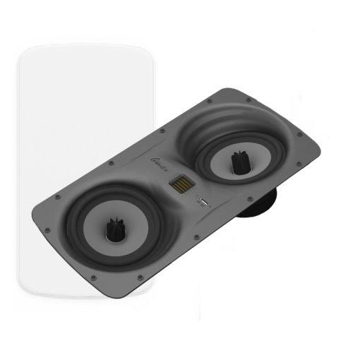 Invisa MPX MultiPolar In-Wall/In-Ceiling Loudspeaker (ea)