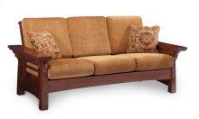 MaKayla Sofa, Fabric Cushion Seat