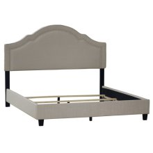Shaped Nailhead 6/6 Uph Bed