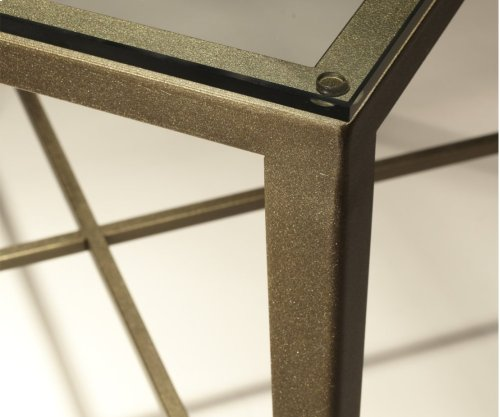 Nova Square Lamp Table