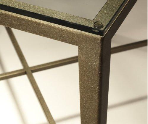 Nova Square Lamp Table