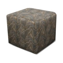 Castile Cocktail Ottoman with Casters 1857RC
