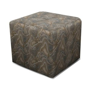 England Furniture1857RC Castile Cocktail Ottoman with Casters