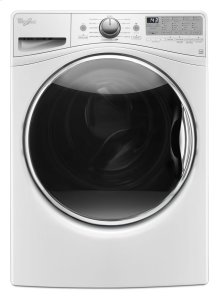 DISCONTINUED FLOOR MODEL 4.5 cu.ft Front Load Washer with Load & Go , 12 cycles