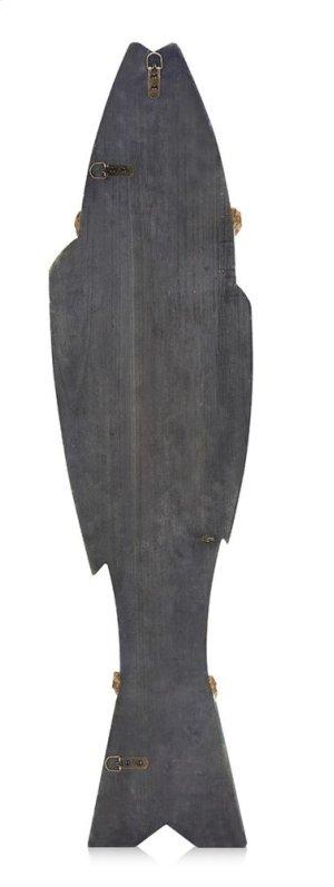 Sebastian Fish Wall Decor - Ast 2