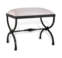 Remy Forged Stool - Cream