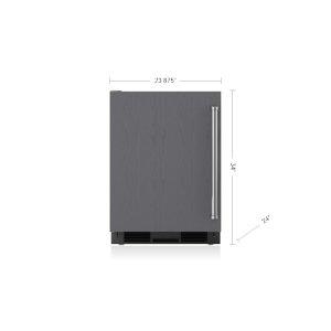 """Subzero24"""" Undercounter Refrigerator - Panel Ready"""