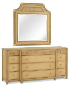 Summer Retreat 12 Drawer Dresser