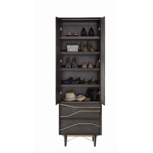 Tarah Industrial Graphite Shoe Tower