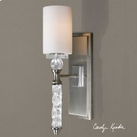 Campania, 1 Lt Wall Sconce Product Image