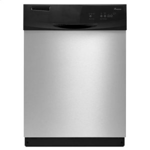 AmanaAmana® Dishwasher With Triple Filter Wash System - Stainless Steel