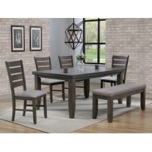 Bardstown Grey 6 Piece Dining Set