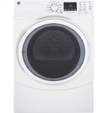 GE® 7.5 cu. ft. capacity Front Load electric dryer with steam***FLOOR MODEL CLOSEOUT PRICE***