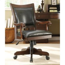 Castlewood - Desk Chair - Warm Tobacco Finish