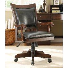 Castlewood - Desk Chair - Warm Tobacco Finish