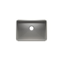 "J7® 003918 - undermount stainless steel Kitchen sink , 24"" × 16"" × 10"""