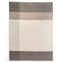 8'x10' Size Color Block Chevron Rug