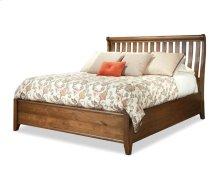 Queen Complete Sleigh Bed