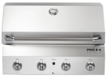 PRO 4 Series Built-In Grill