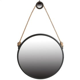 Mirror with Hanger, Large