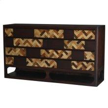 Kew bank of drawers