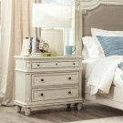 Huntleigh - Three Drawer Nightstand - Vintage White Finish Product Image