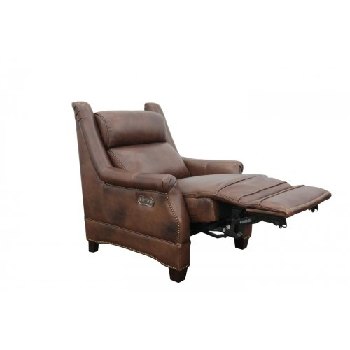 Warrendale Cognac Recliner