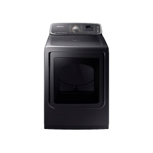 Samsung7.4 cu. ft. Gas Dryer in Black Stainless Steel