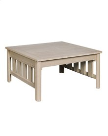 """DST150 36"""" Square Coffee Table"""
