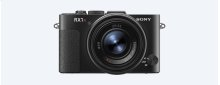 RX1R Professional Compact Camera with 35 mm Sensor