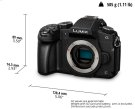DMC-G85 Micro Four Thirds Product Image