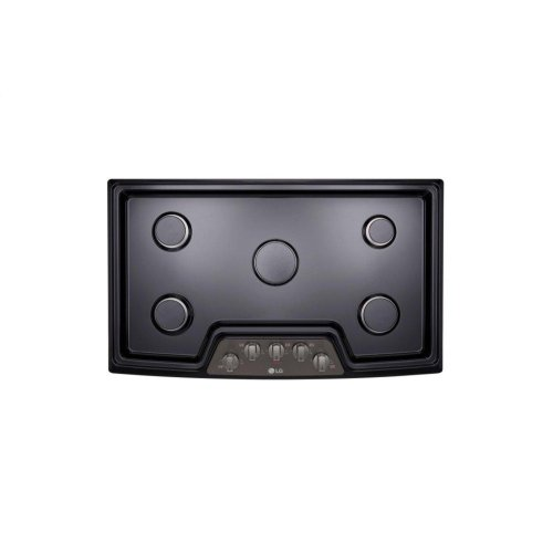 "36"" Gas Cooktop with SuperBoil"