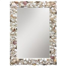 Natural Shell Mirror  24in X 36in