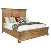 Wellington Hall Queen Panel Bed Product Image