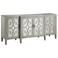 Lawrence Cabinet In Soft Grey Product Image
