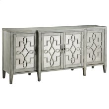 Lawrence Cabinet In Soft Grey