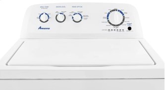 Amana(R) 4.4 cu. ft. Top-Load Washer with Dual Action Agitator