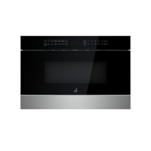 "Jenn-AirNOIR 24"" Under Counter Microwave Oven with Drawer Design"