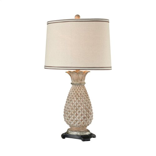 Buxton Parisian Stone Table Lamp